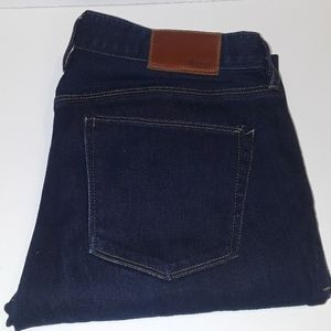 Madewell Rail Straight Jeans Size 29 x 34